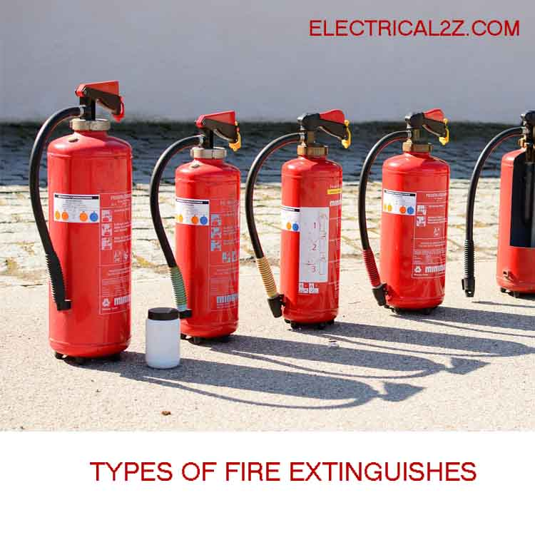 Types-of-Fire-Extinguishers