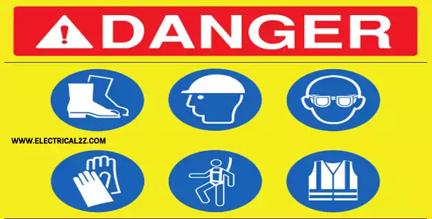 electrical ppe, electrical hard hat, gloves, safety glasses