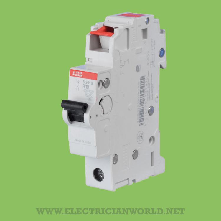 miniature circuit breaker, mcb, electrical definition, circuit breaker definition @electricianworld.net