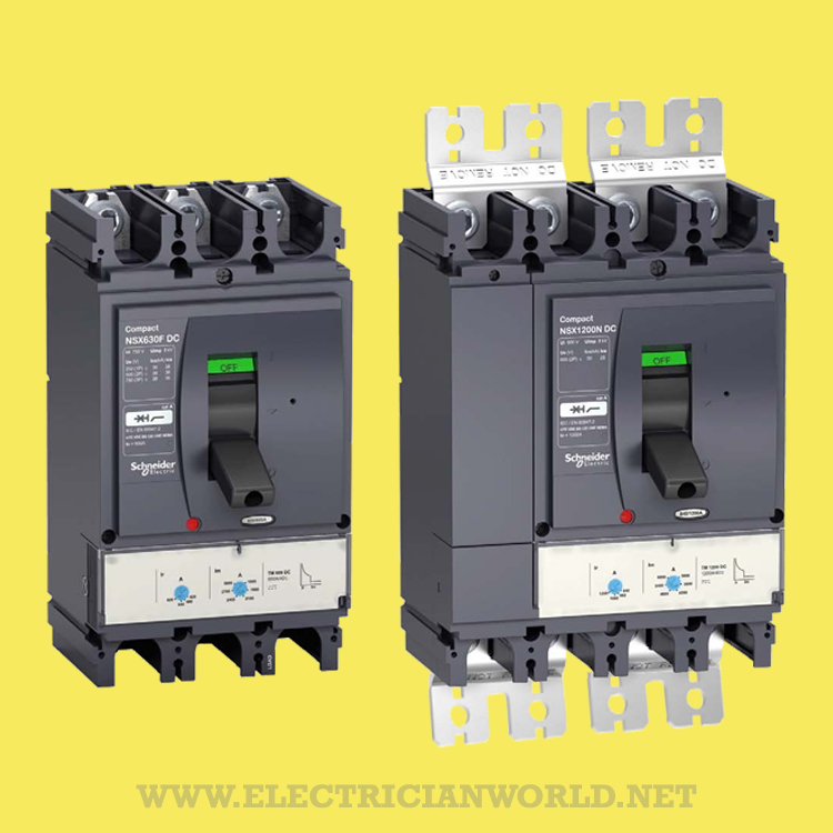 moulded case circuit breaker, mccb, mccb definition, electrical definitions @electricianworld.net